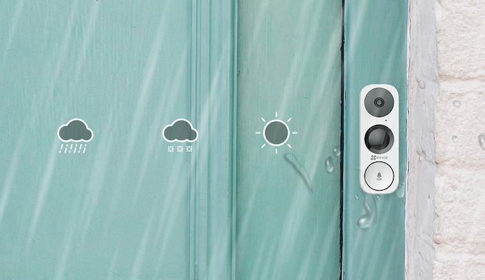 Review: EZVIZ's DB1 Video Doorbell Gives You an Entire 180 Degree View
