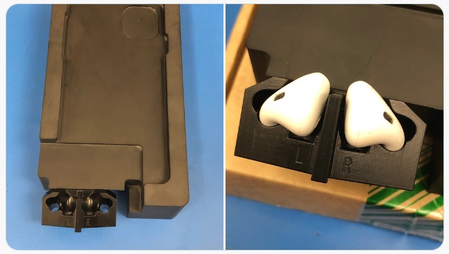 Leaker Shares Images of Alleged New AirPods Diagnosis Tool