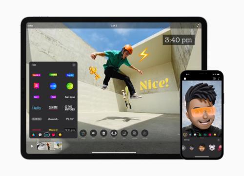 Apple Clips 3.0 Update