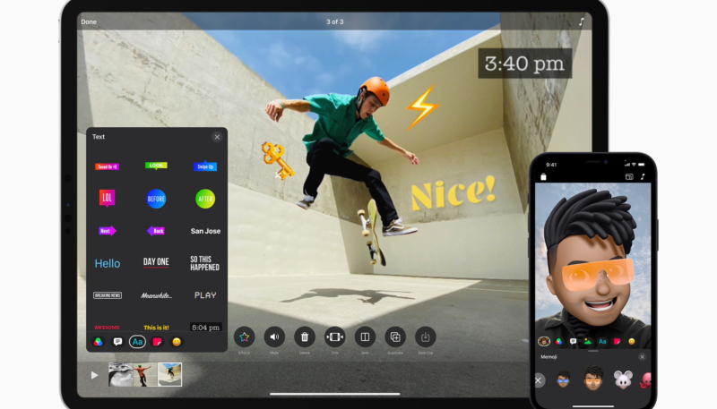 Apple Overhauls iOS Clips App – New UI, HDR Recording on iPhone, Horizontal Support, More