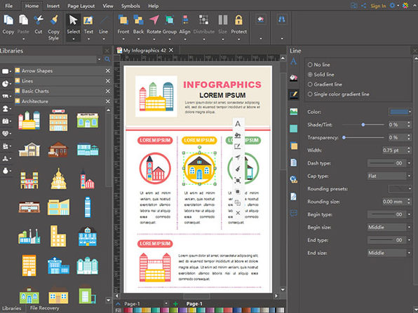 MacTrast Deals: Edraw Infographic Software: Perpetual License
