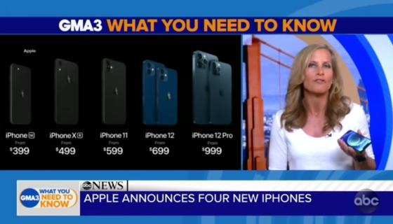 GMA - iPhone 12 Hands-On