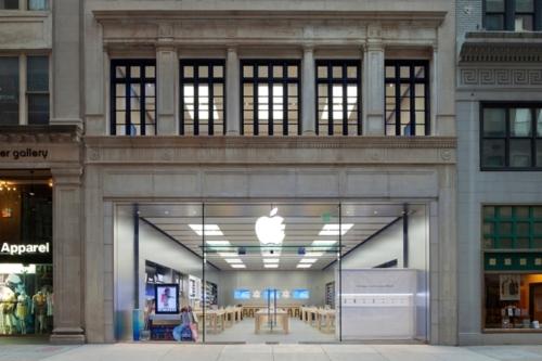 Philadelphia Walnut Street Apple Store