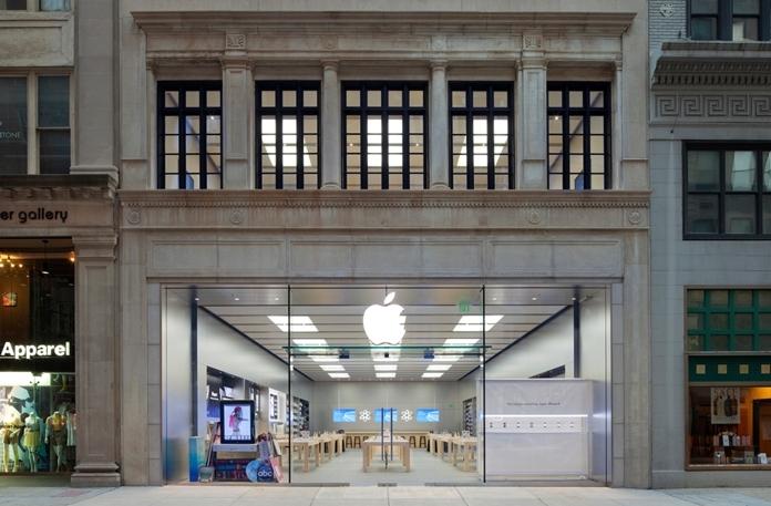 Apple Temporarily Closes Philadelphia's Walnut Street Store Amid Protests