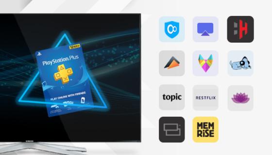 PlayStation Plus Entertainment Bundle