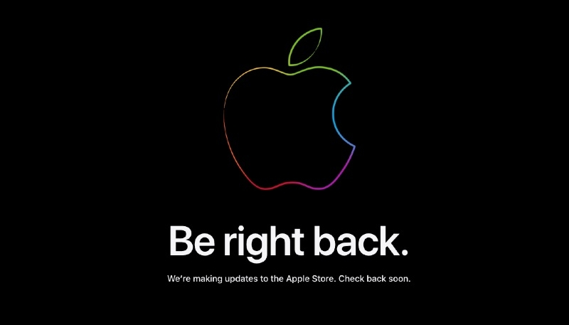 Surprise! – Apple Online Store Shut Down Ahead of Today's iPhone 12 Event