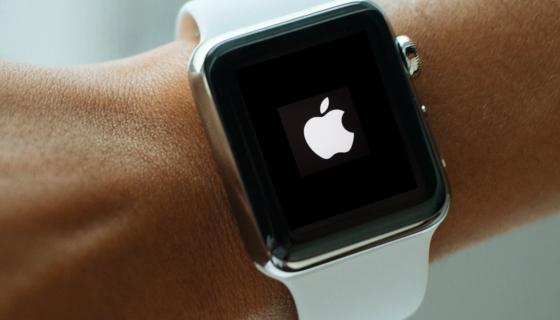 Apple Watch Restarting