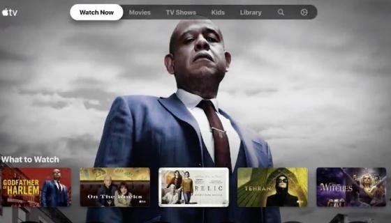 Apple TV on Xbox