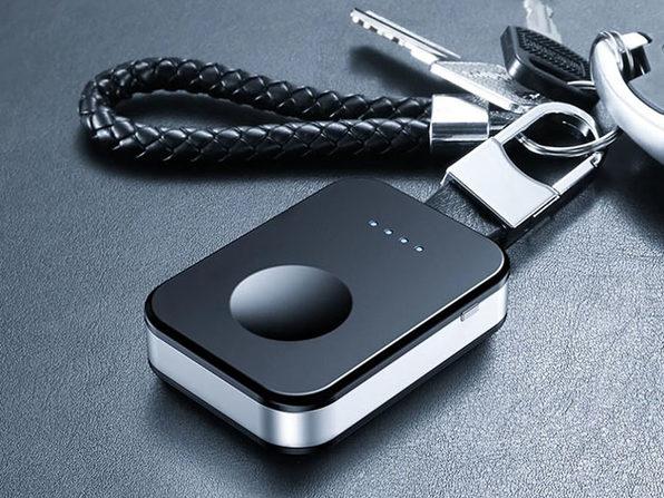 MacTrast Deals: Apple Watch Wireless Charger Keychain