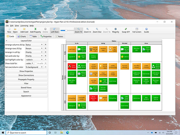 MacTrast Deals: HyperPlan Pro: Planning & Scheduling Software for Windows and Mac