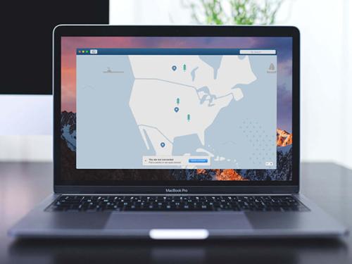NordVPN on Mac