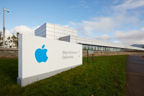 Apple's Cork, Ireland Campus