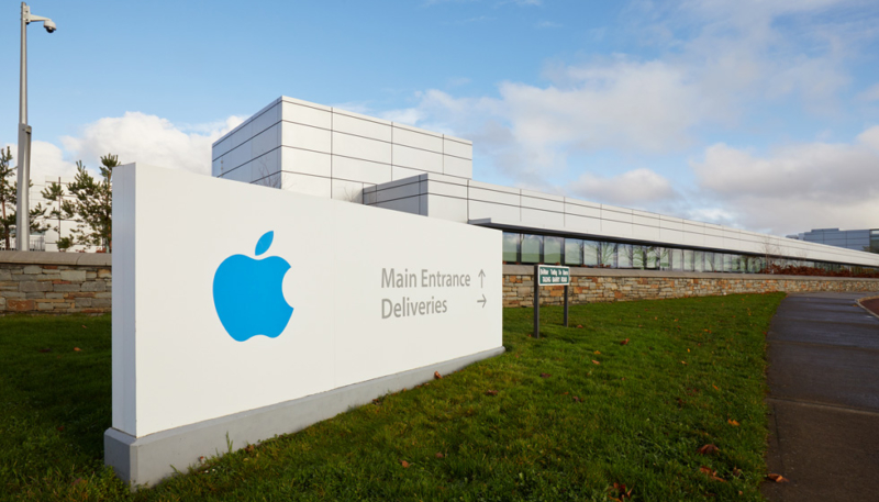 Apple Celebrates 40th Anniversary At Its Cork Campus in Ireland