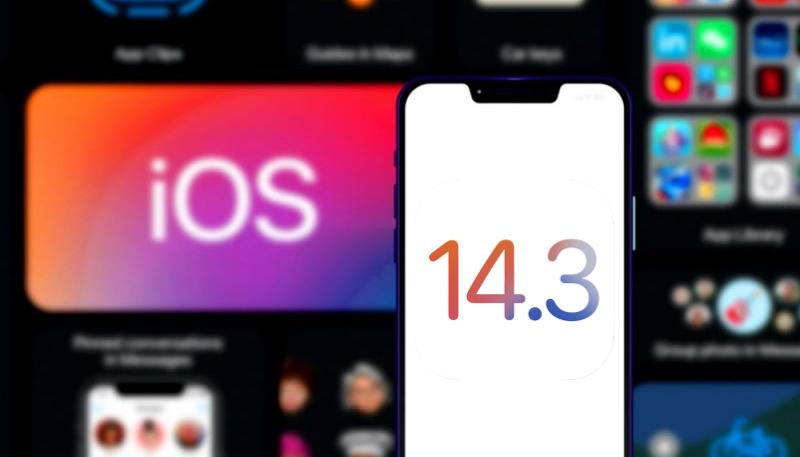 Apple Seeds Second Developer Beta Seeds of iOS 14.3 and iPadOS 14.3