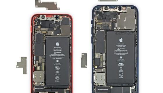 iPhone 12 mini teardown