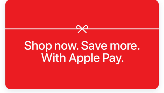 Apple Pay Holiday Promo