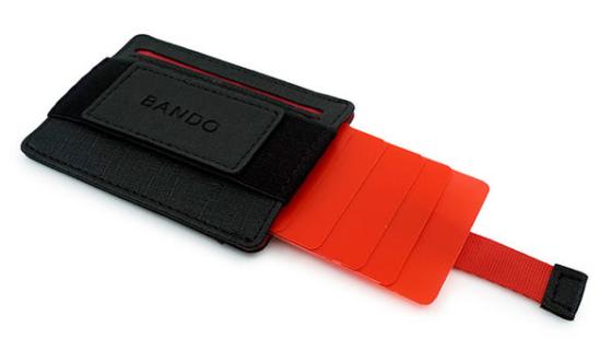 BANDO 2-0 Multi-Functional Slim Wallet