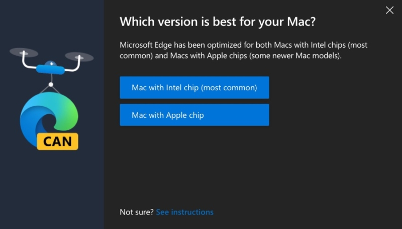 Microsoft Adds Native M1 Mac Support to Edge Browser