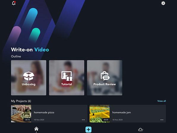 Write-on Video iOS Pro Lite