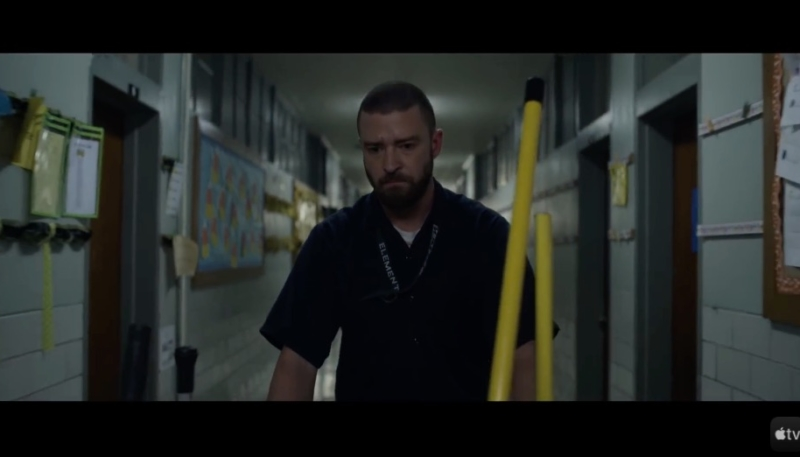 Justin Timberlake Film 'Palmer' Now Available Exclusively on Apple TV+
