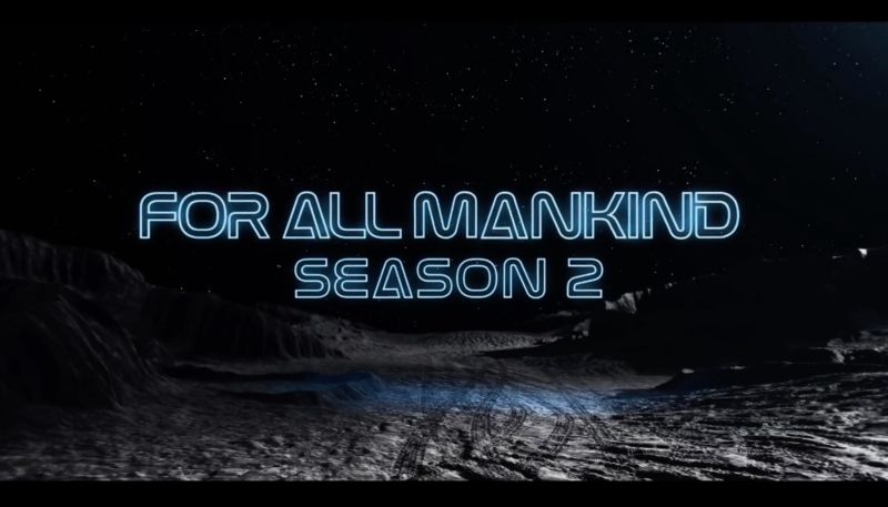Second Season of 'For All Mankind' Launches on Apple TV+