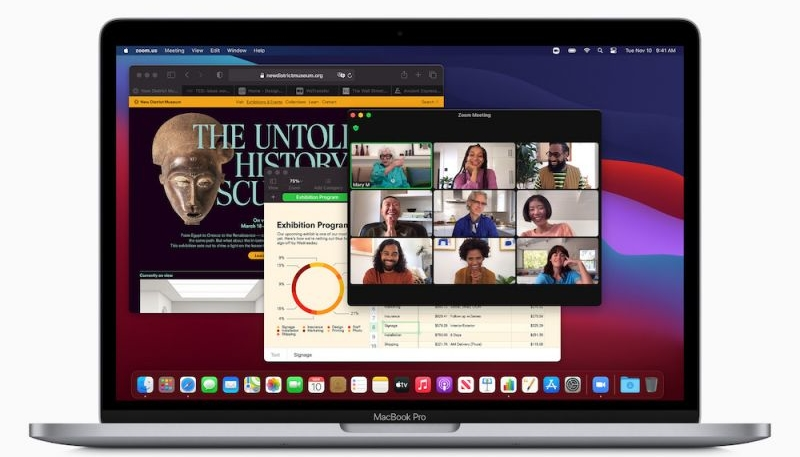 DigiTimes: 14-inch and 16-inch MacBook Pros Entering Mass Production
