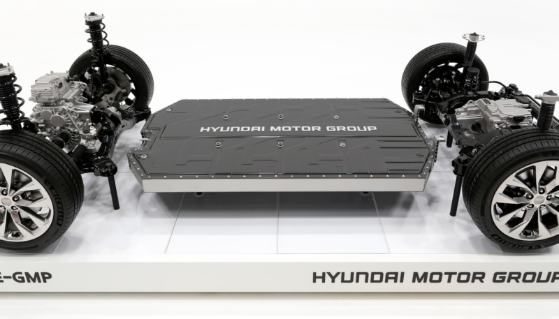 Ming-Chi Kuo: Apple Car to be Based on Hyundai's E-GMP Battery Electric Vehicle (BEV) Platform