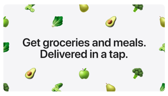 Apple Pay Groceries Promo