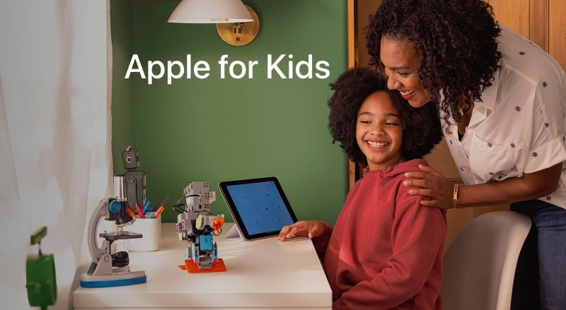 Apple Launches 'Apple for Kids' One-Stop Support Portal for Parents and Guardians