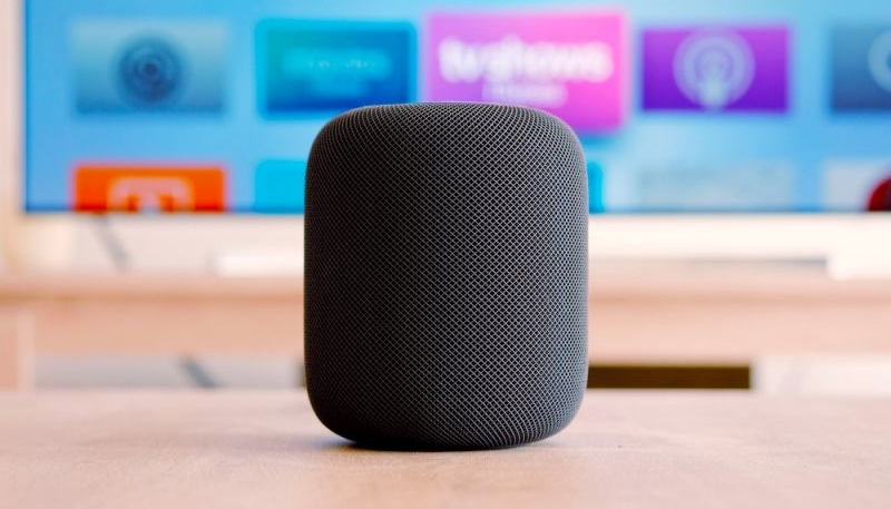 Bloomberg's Gurman: Possible HomePod May Boast iPad Connected Via Robotic Arm to Track Users During FaceTime Calls