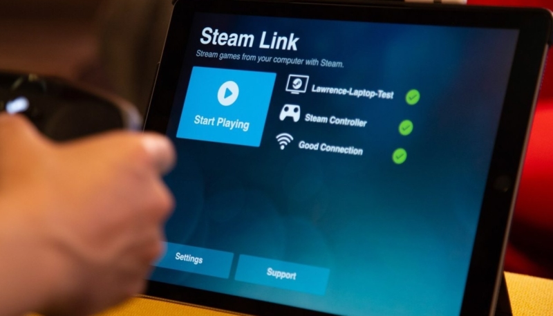 Steam Link Game Streaming Finally Launches on macOS