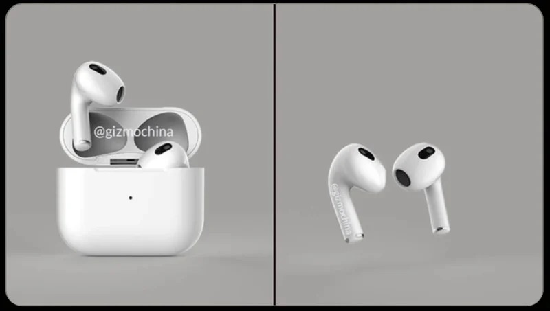 Nikkei: Mass Production of AirPods 3 to Kick Off in August