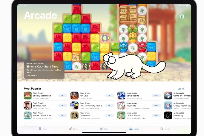 Apple Arcade Adds 35 Games – Now Boasts More Than 180 Games in Its Library