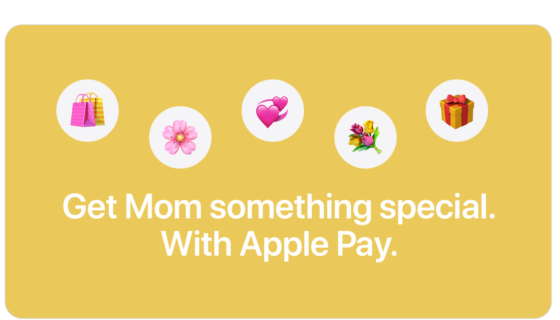 Apple Pay Mothers Day