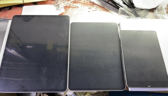 Dickson iPad dummies