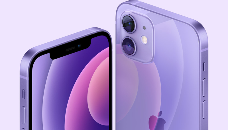 AirTags and Purple iPhone 12 Models Now Available for Order Online