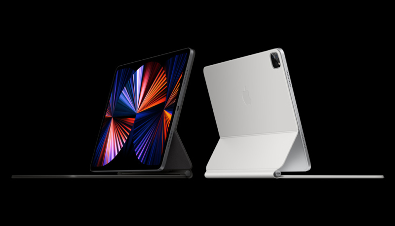 Apple Confirms New 12.9-Inch iPad Pro is 'Functionally Compatible' With Older Magic Keyboard – However, Fit May Be Imperfect When Closed
