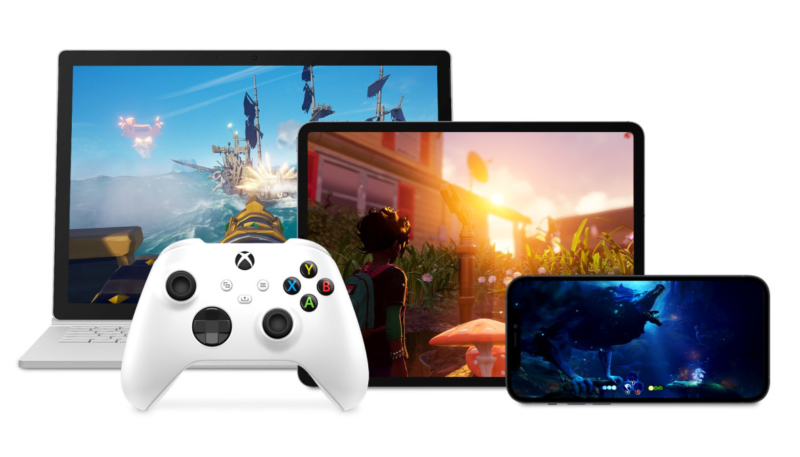 Microsoft's Browser-Based Xbox Cloud Gaming Beta for iPhone and iPad to Launch on Tuesday