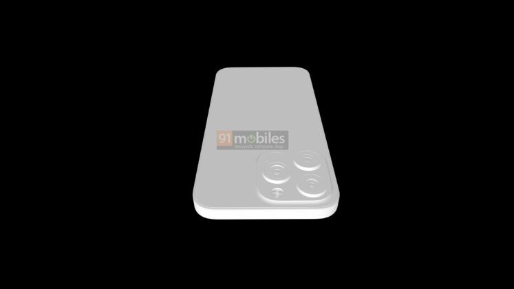 Alleged iPhone 13 Pro 3D Renders Show Thicker Handset Featuring Larger Rear Camera System