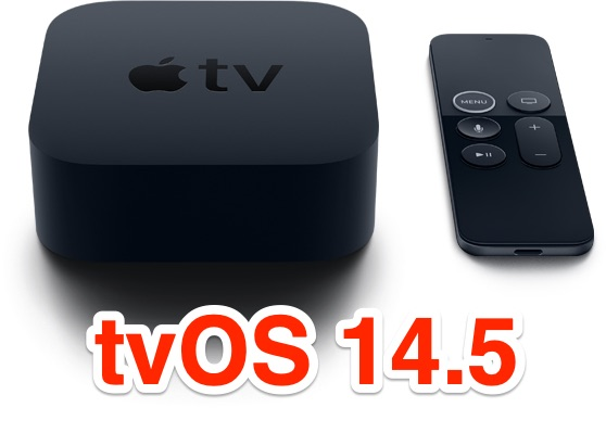 Apple Releases tvOS 14.5 – New Color Balance Feature, Expanded Controller Support, More