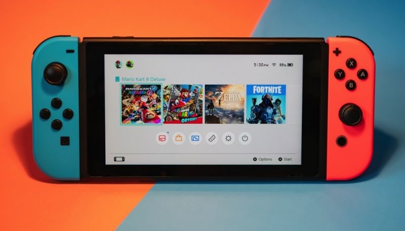 New Rumor Claims Nintendo Switch-Style Hybrid Game Console on the Way From Apple
