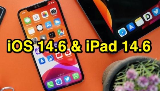 iOS 14.6 and iPadOS 14.6