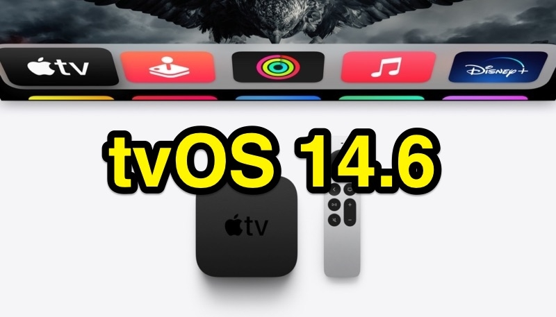 Apple Releases tvOS 14.6 to Public – Lays Groundwork For Apple Music Spatial Audio and Lossless Audio Features