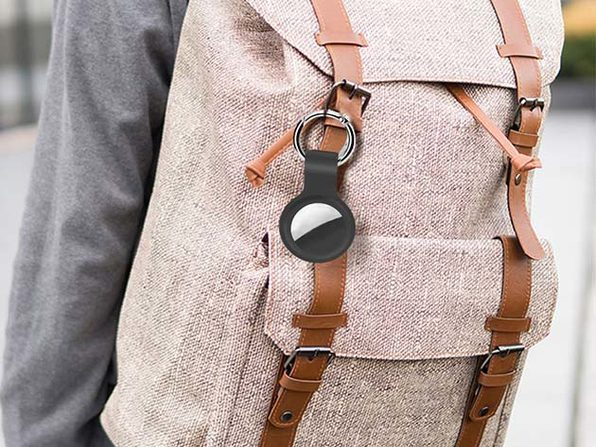 Apple AirTag Keychain Holder
