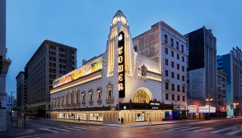 Apple's Los Angeles Tower Theater Store Opens June 24, Apple Shares a Sneak Peek