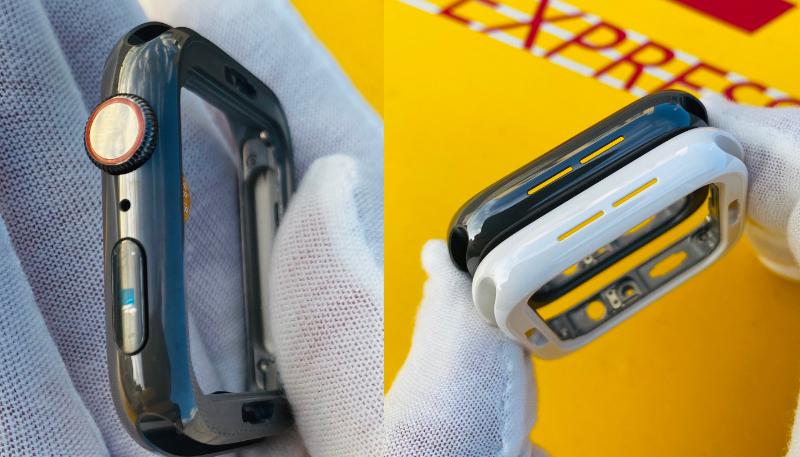 Photos Show Black Ceramic Apple Watch Edition Series 5 Prototype