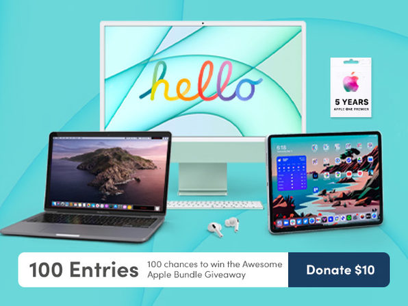MacTrast Deals: 100 Entries to Win the Awesome Apple Bundle Giveaway