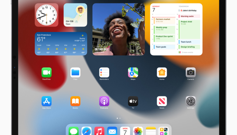 Apple Unveils iPadOS 15 – Brings New Productivity Features, More