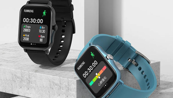 C-MAX Chrono-Max Smartwatch