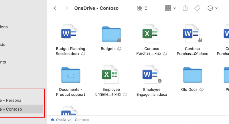 Microsoft OneDrive for Mac to Get Usability Improvements
